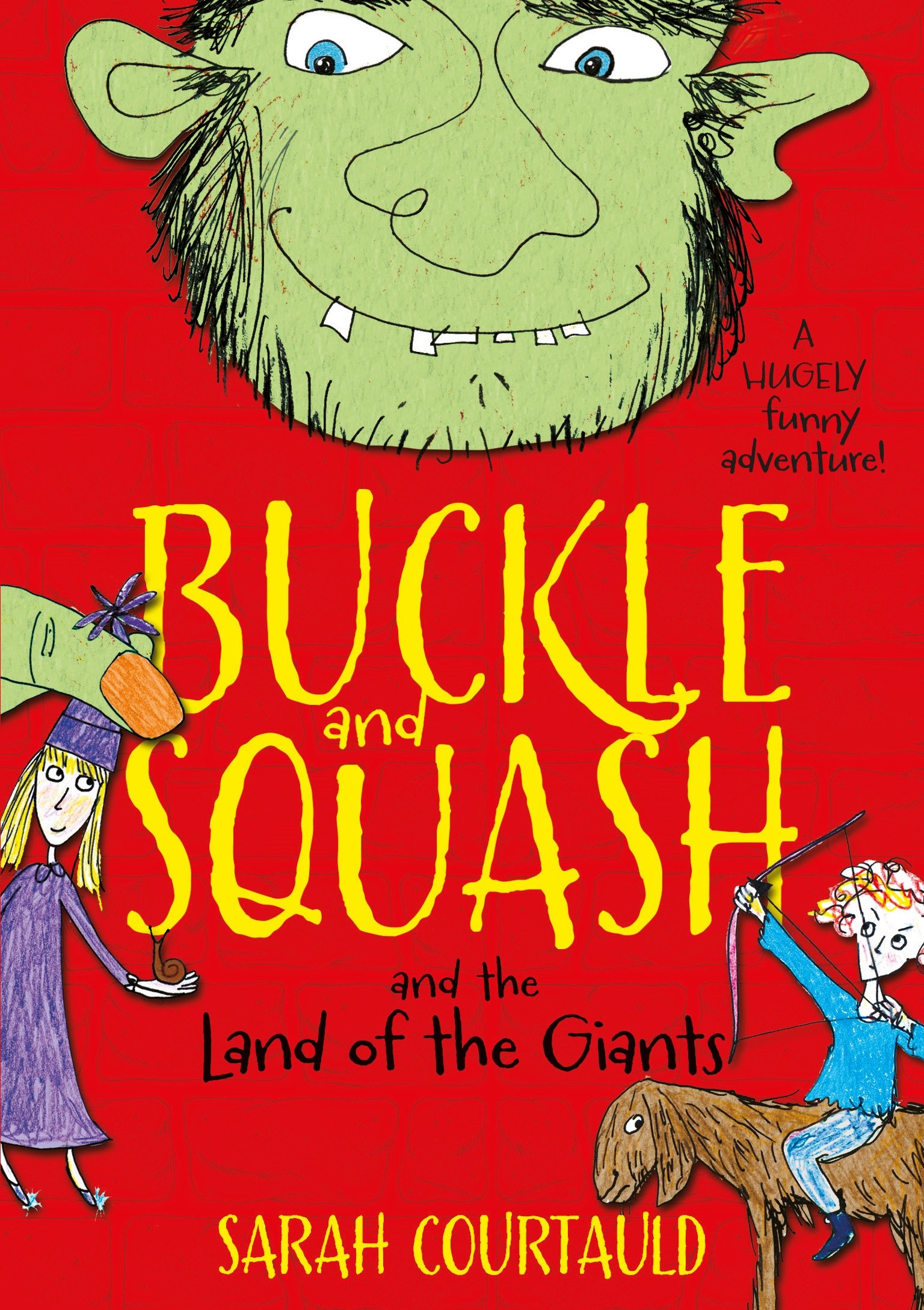 Buckle and Squash and the Land of the Giants chris wormell george and the dragon