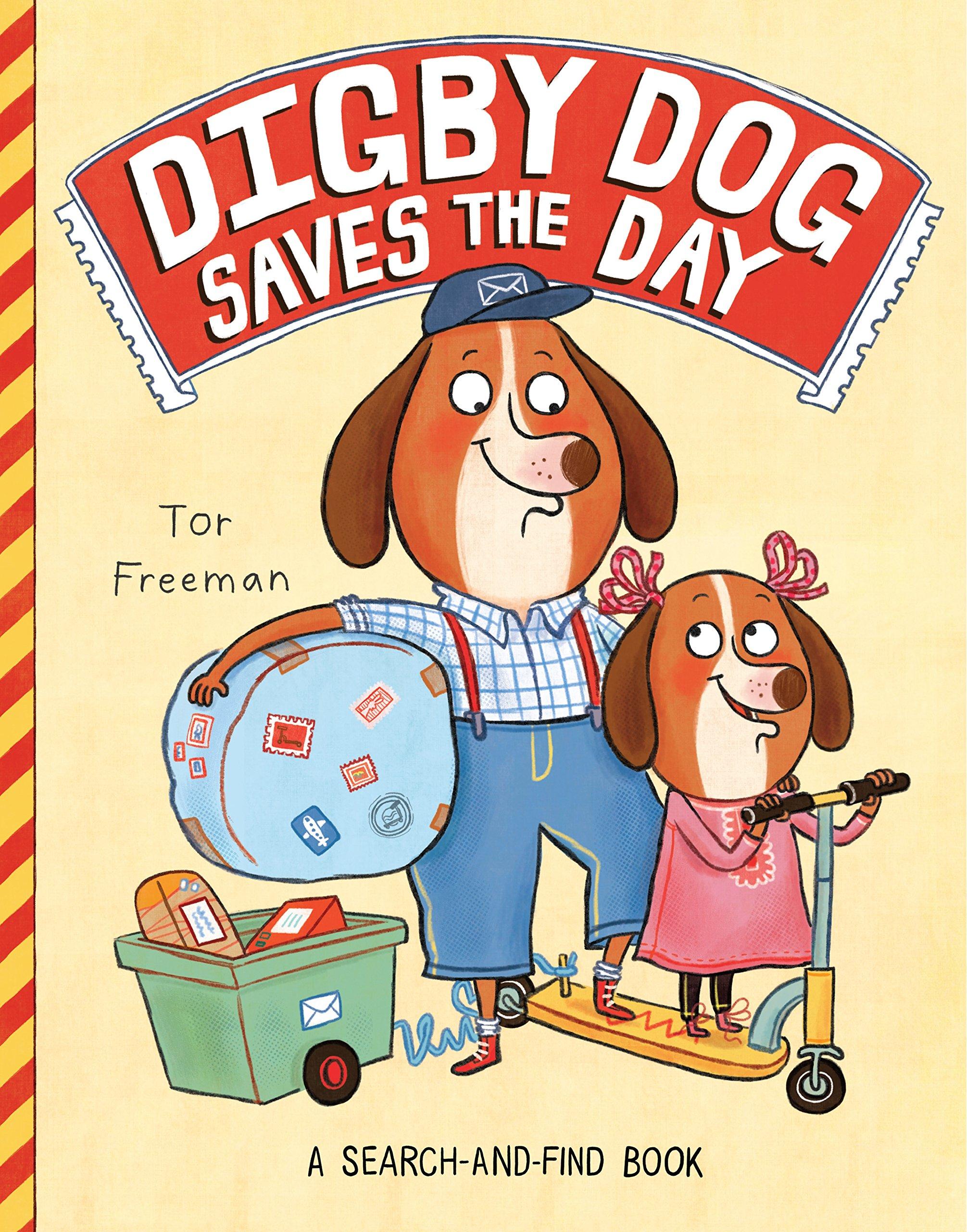 Digby Dog Saves the Day digby dog saves the day