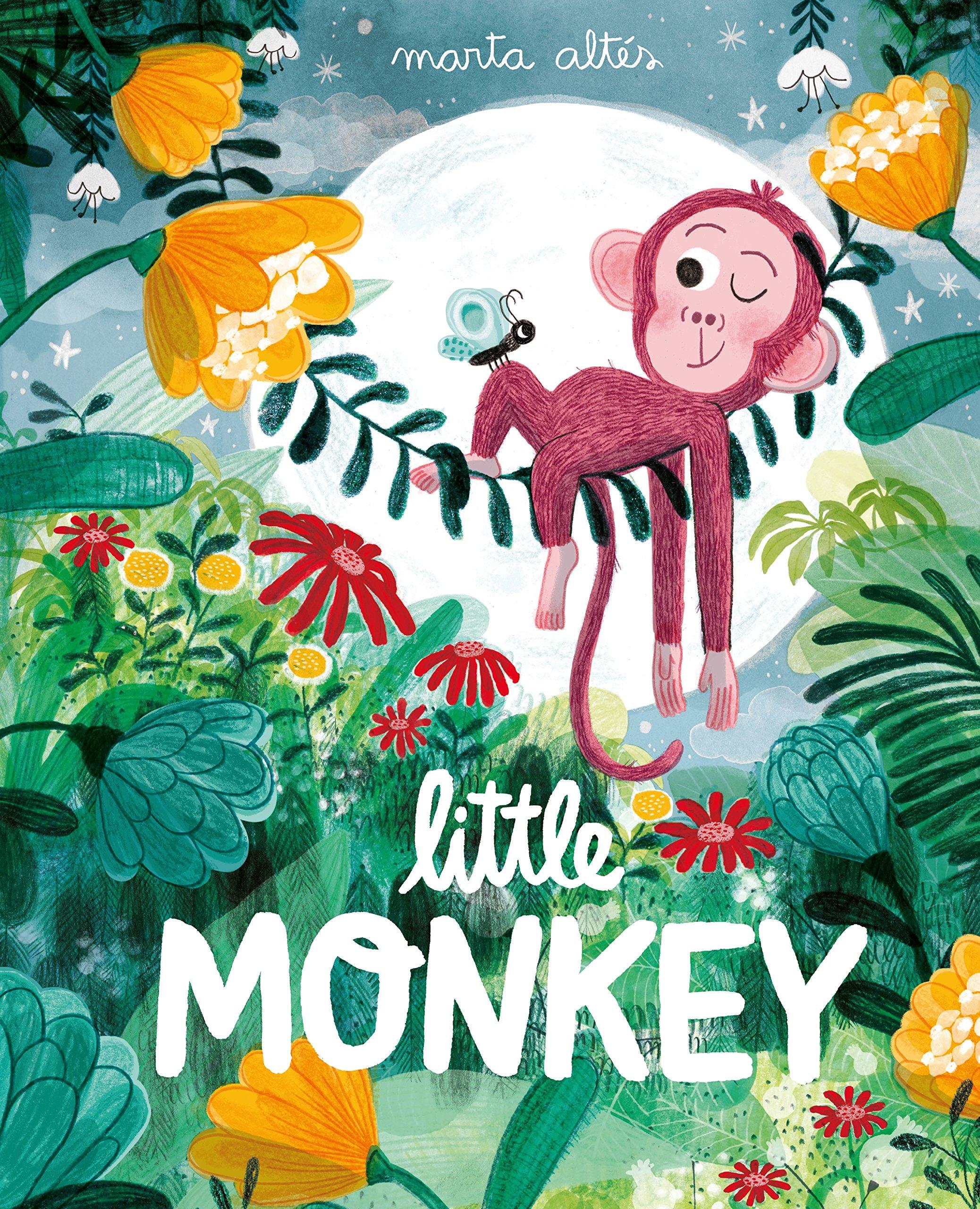 Little Monkey, Зарубежная литература для детей  - купить со скидкой