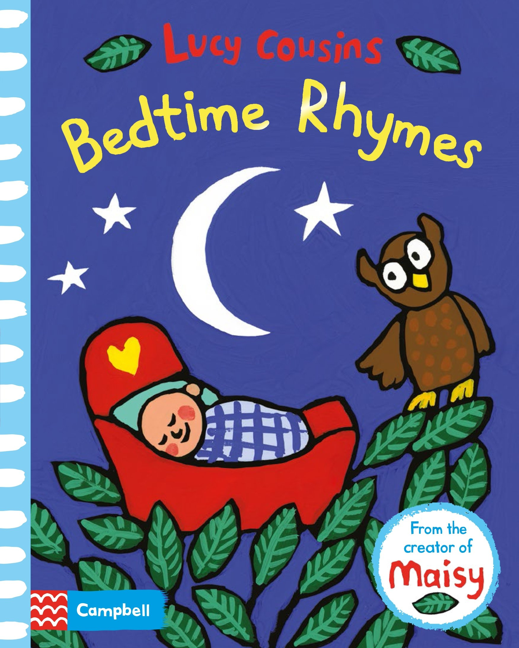 Bedtime Rhymes maisy goes to nursery