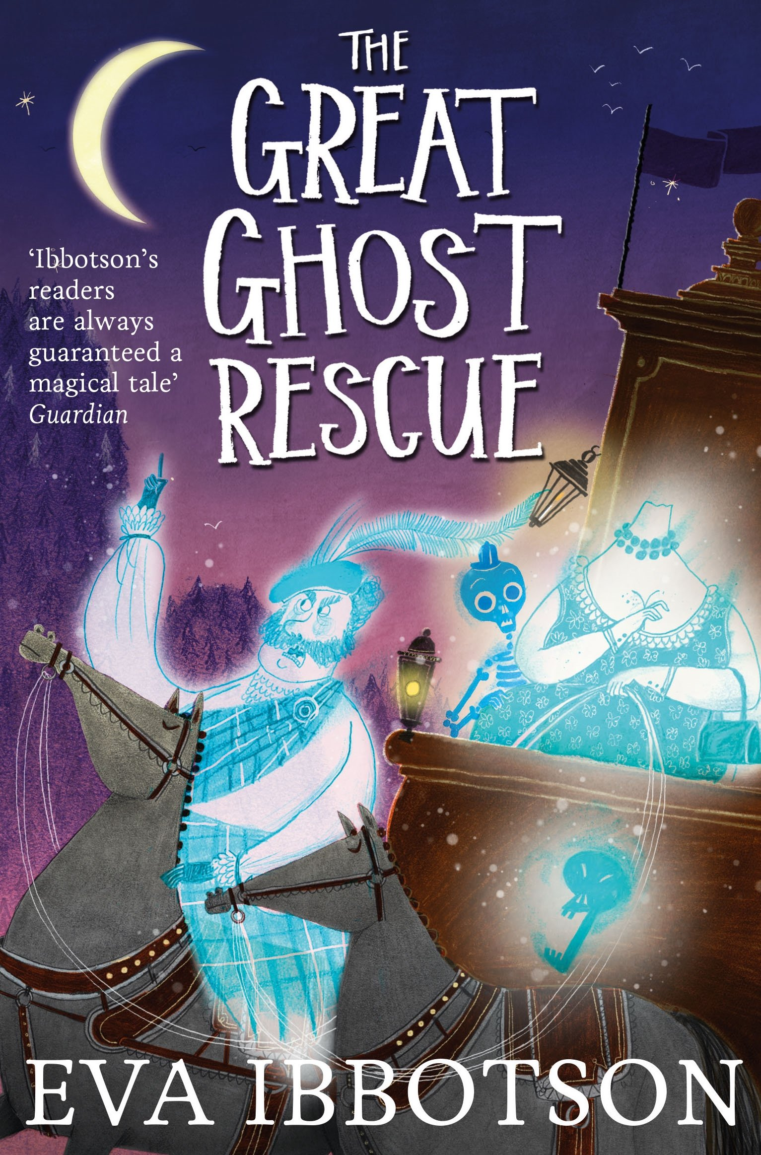 The Great Ghost Rescue eva ibbotson the great ghost rescue