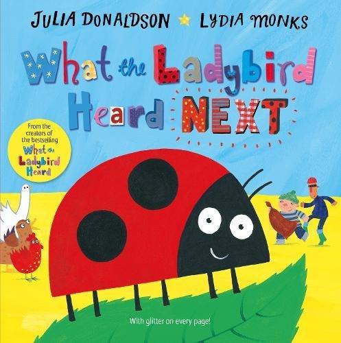 What the Ladybird Heard Next, Зарубежная литература для детей  - купить со скидкой
