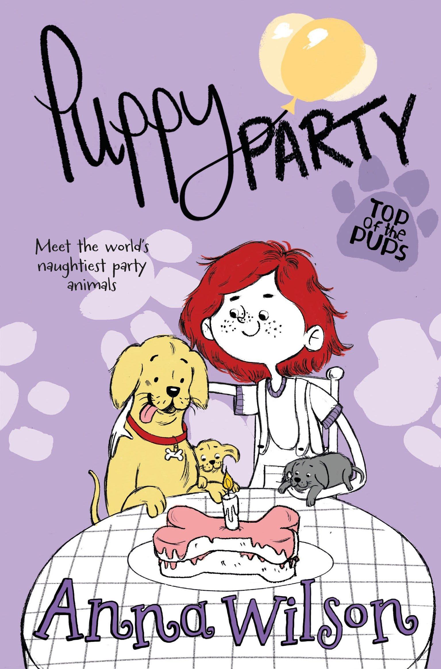 Puppy Party подушка с наволочкой suspicious dog