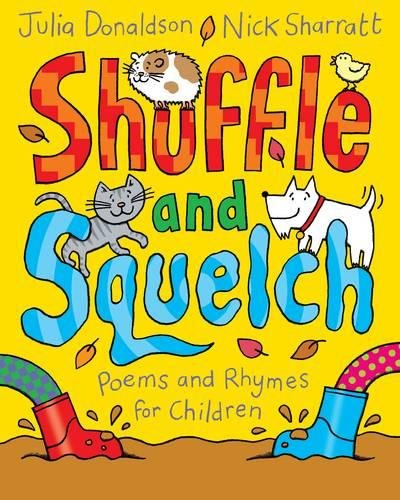 Shuffle and Squelch jenny dooley virginia evans hello happy rhymes nursery rhymes and songs