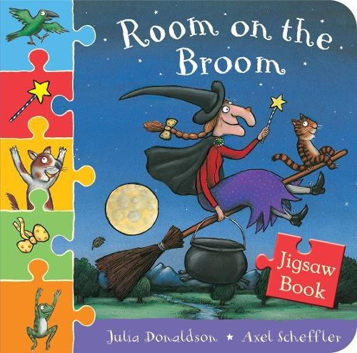 Room on the Broom Jigsaw Book room on the broom big book