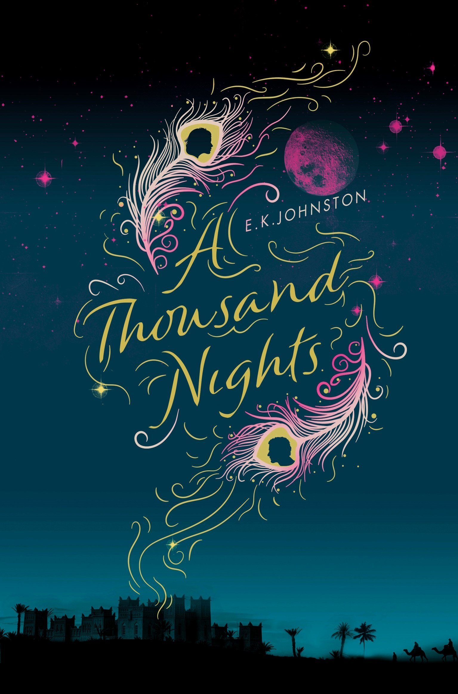 A Thousand Nights the night before easter