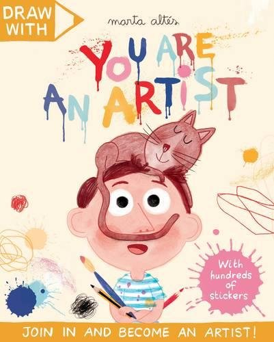 Draw With Marta Altes: You Are an Artist! you might be an artist if