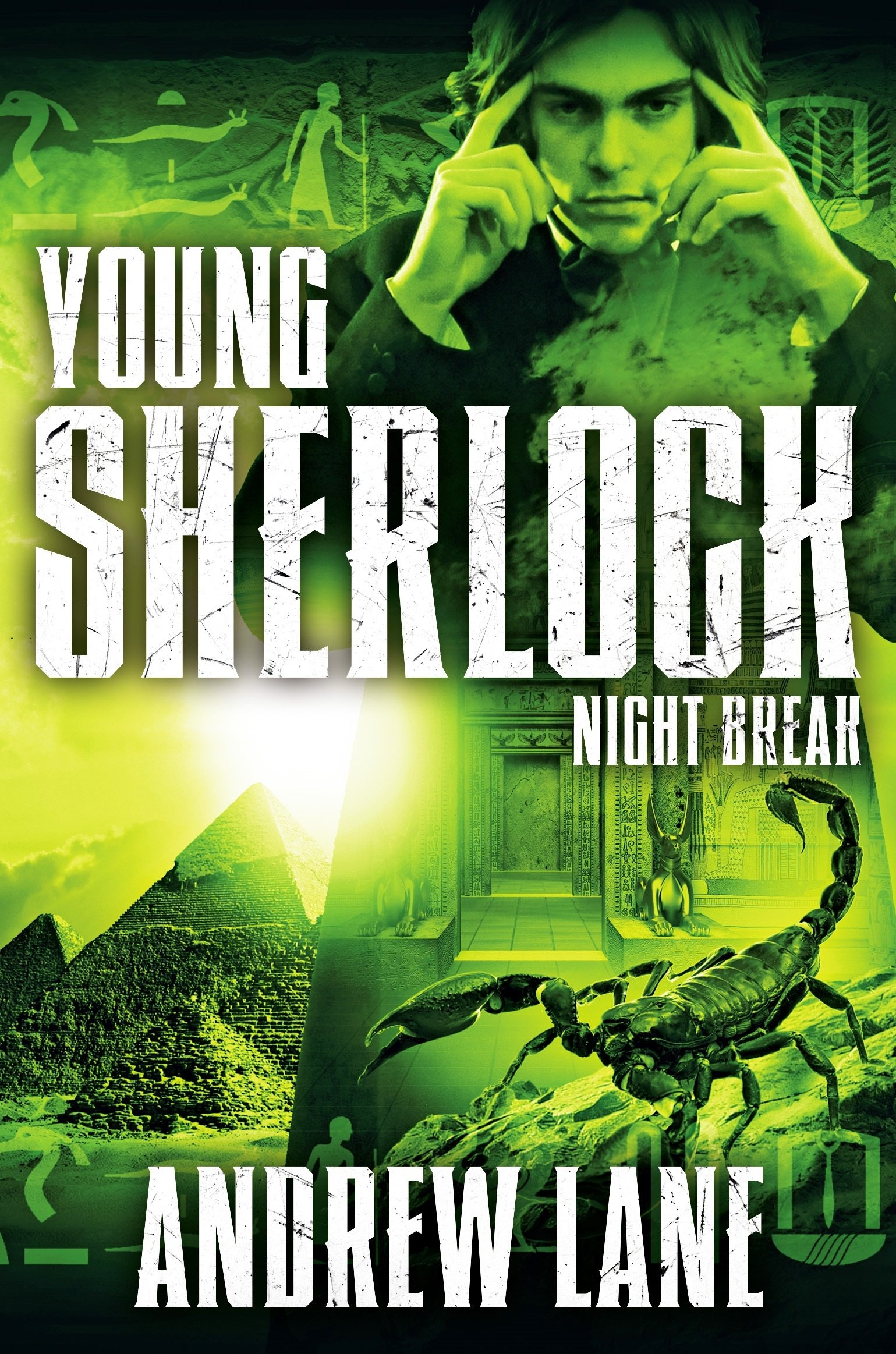 Young Sherlock Holmes: Night Break цена и фото