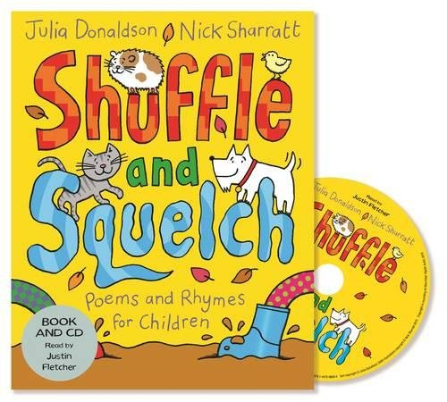 Shuffle and Squelch Book and CD Pack