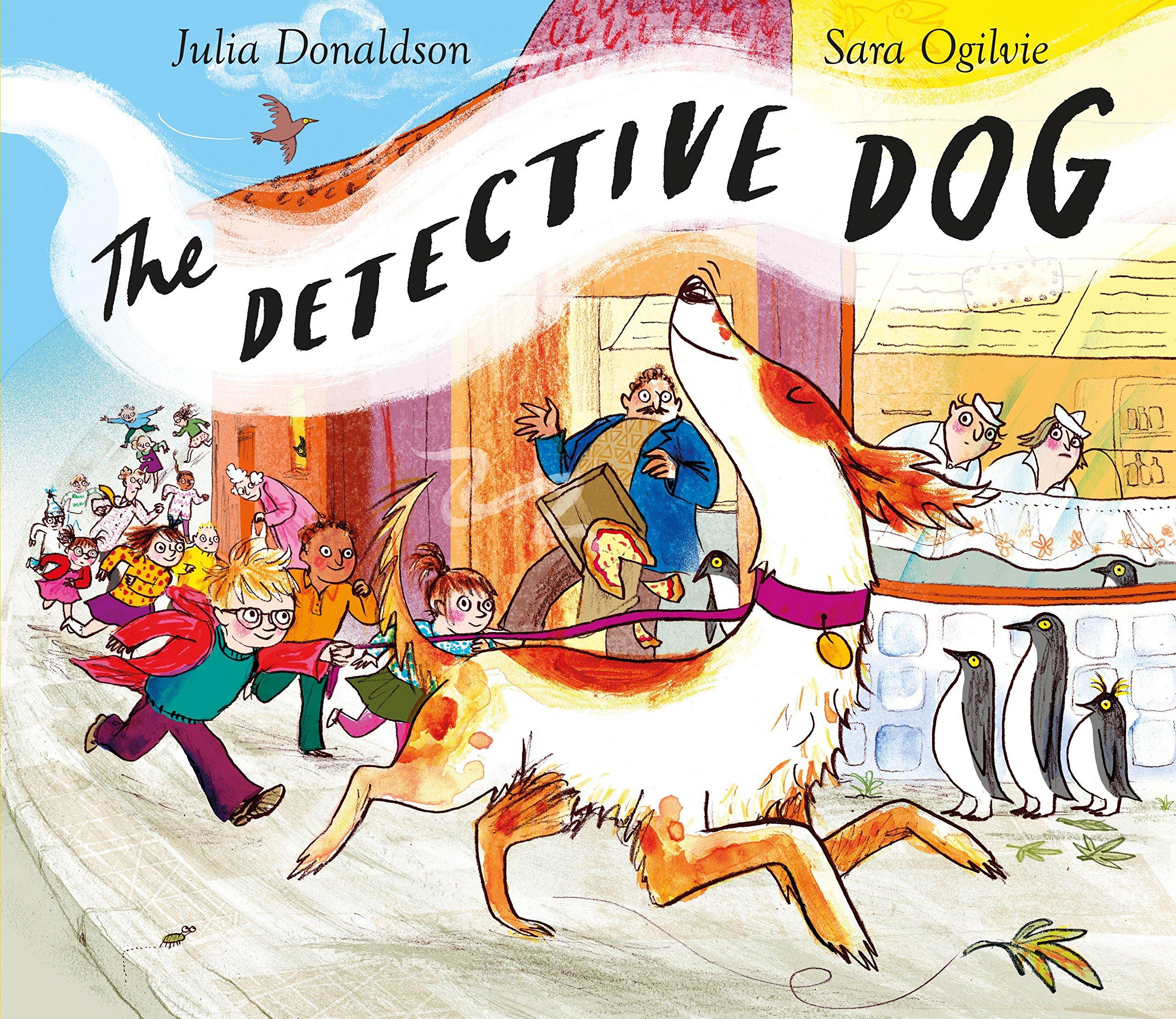 The Detective Dog sense and sensibility