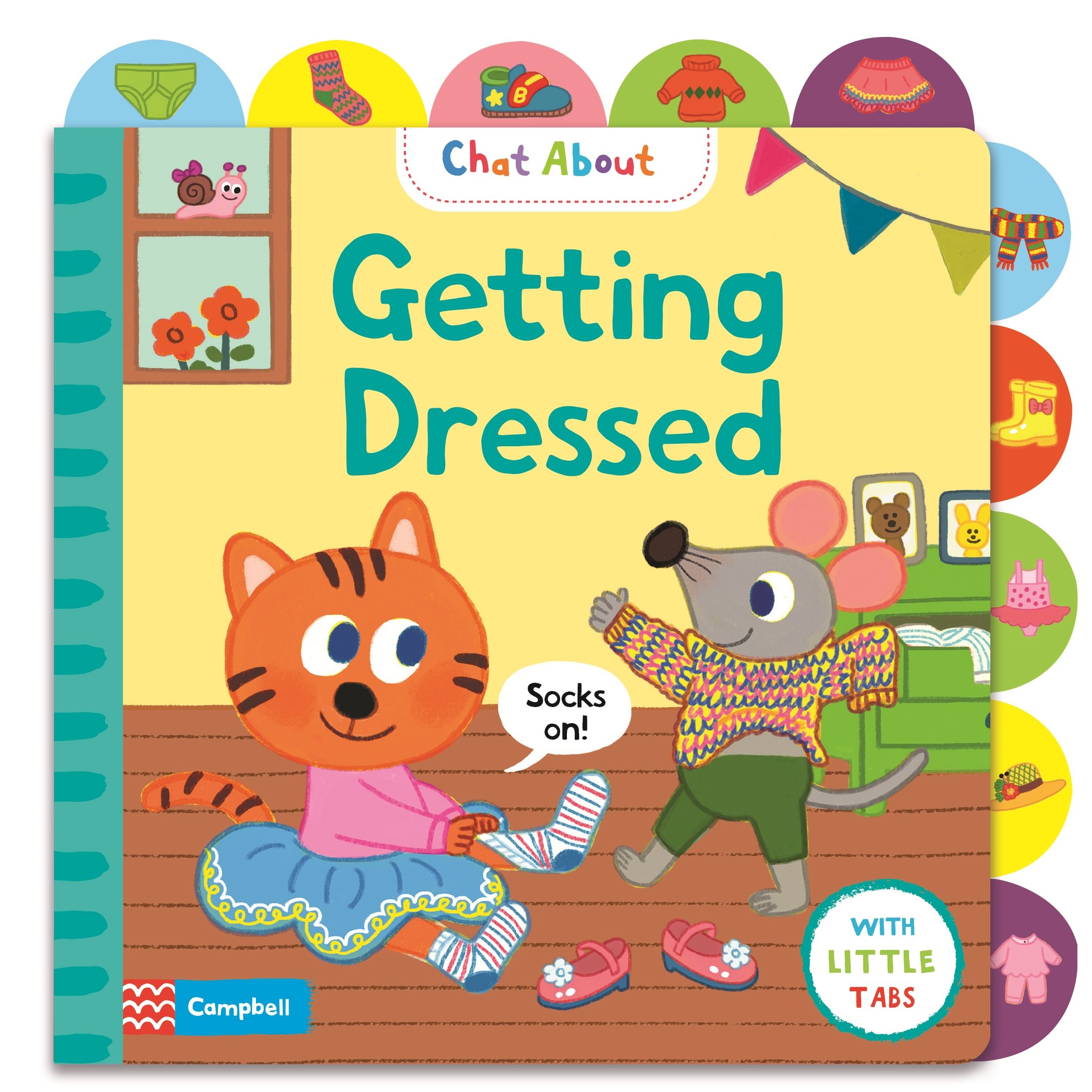 Chat About: Getting Dressed