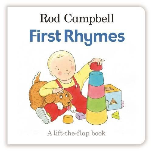 First Rhymes rod campbell early starters 123