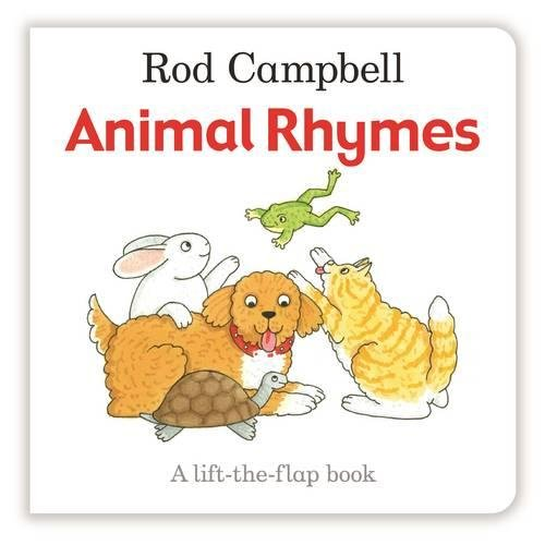 Animal Rhymes rod campbell early starters 123