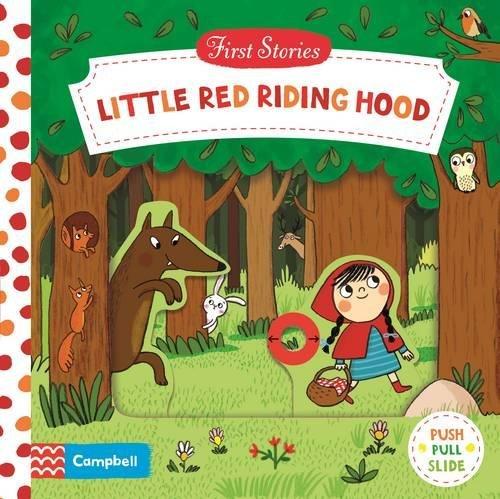 First Stories: Little Red Riding Hood little herr friedmann and other stories