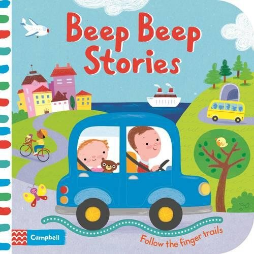 Finger Trails: Beep Beep Stories beep beep go to sleep