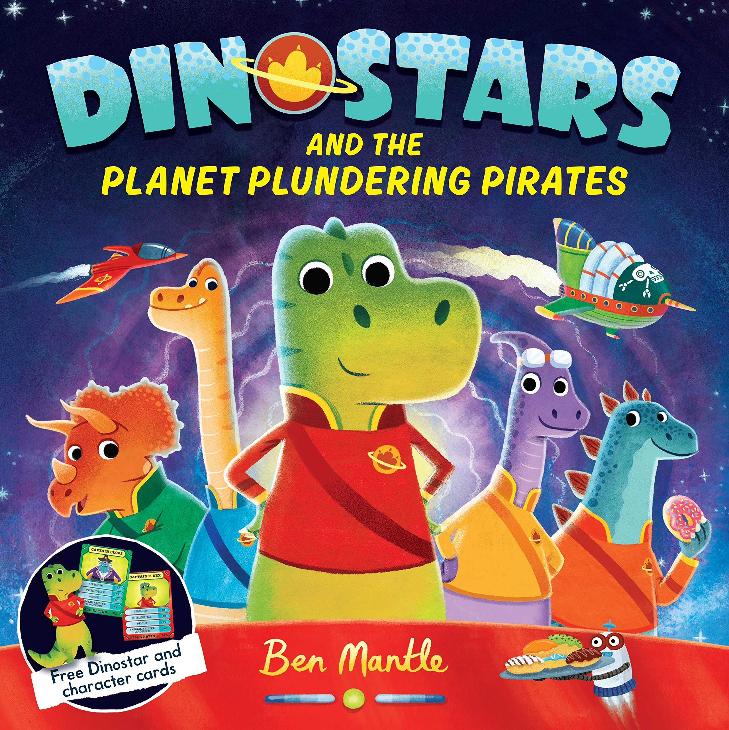 Dinostars and the Planet Plundering Pirates 30pcs in one postcard take a walk on the go dubai arab emirates christmas postcards greeting birthday message cards 10 2x14 2cm