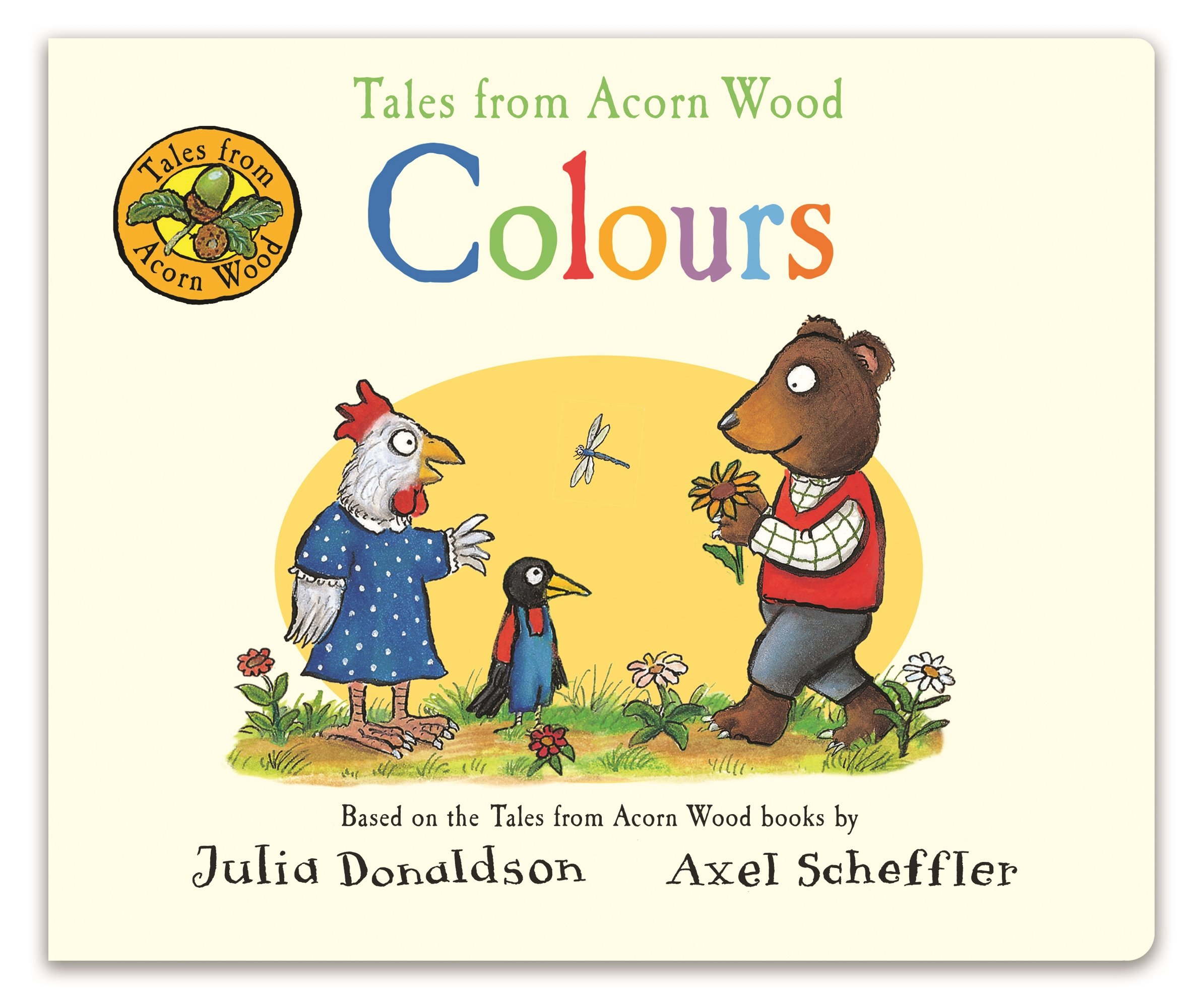 Tales from Acorn Wood: Colours