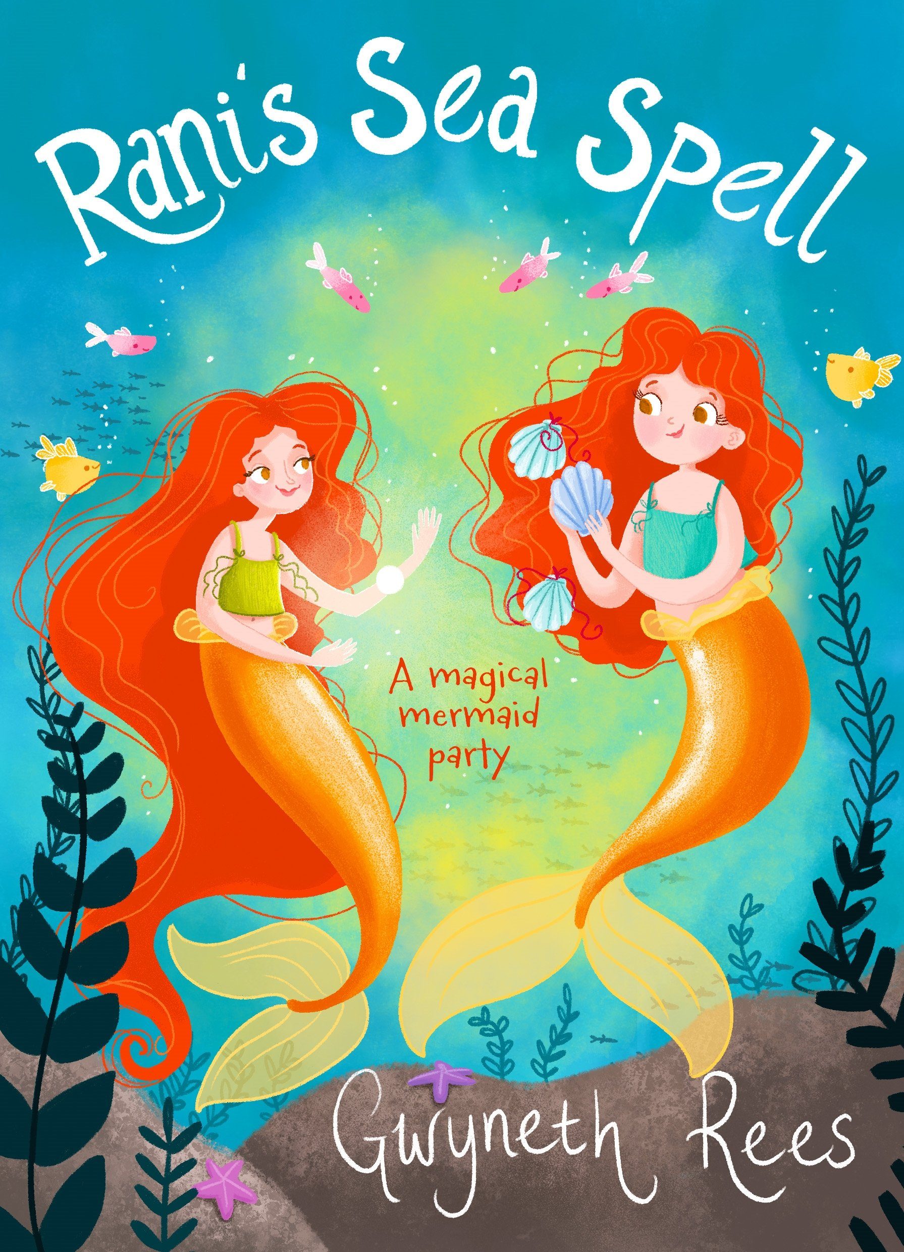 Rani's Sea Spell tales of the amber sea