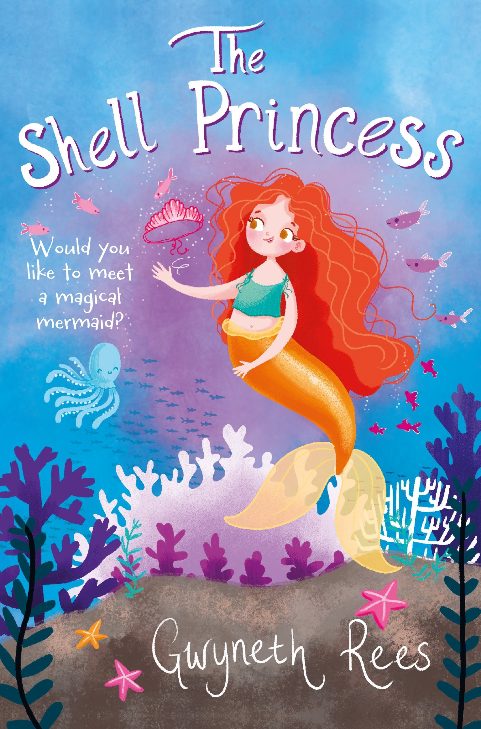 The Shell Princess tales of the amber sea