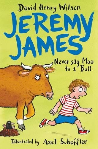 Jeremy James: Never Say Moo to a Bull ланч бокс monbento mb original white green 1200 02 105