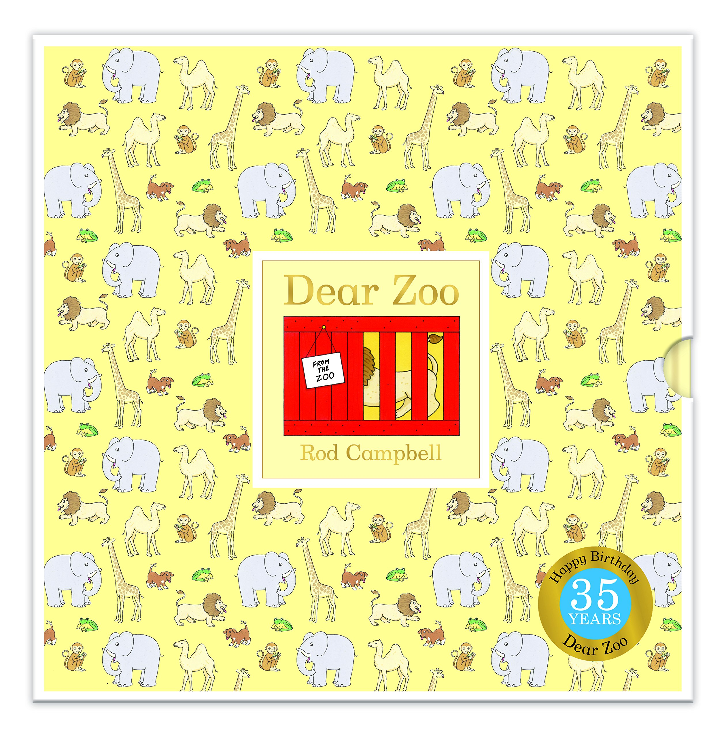 Dear Zoo look and find zoo