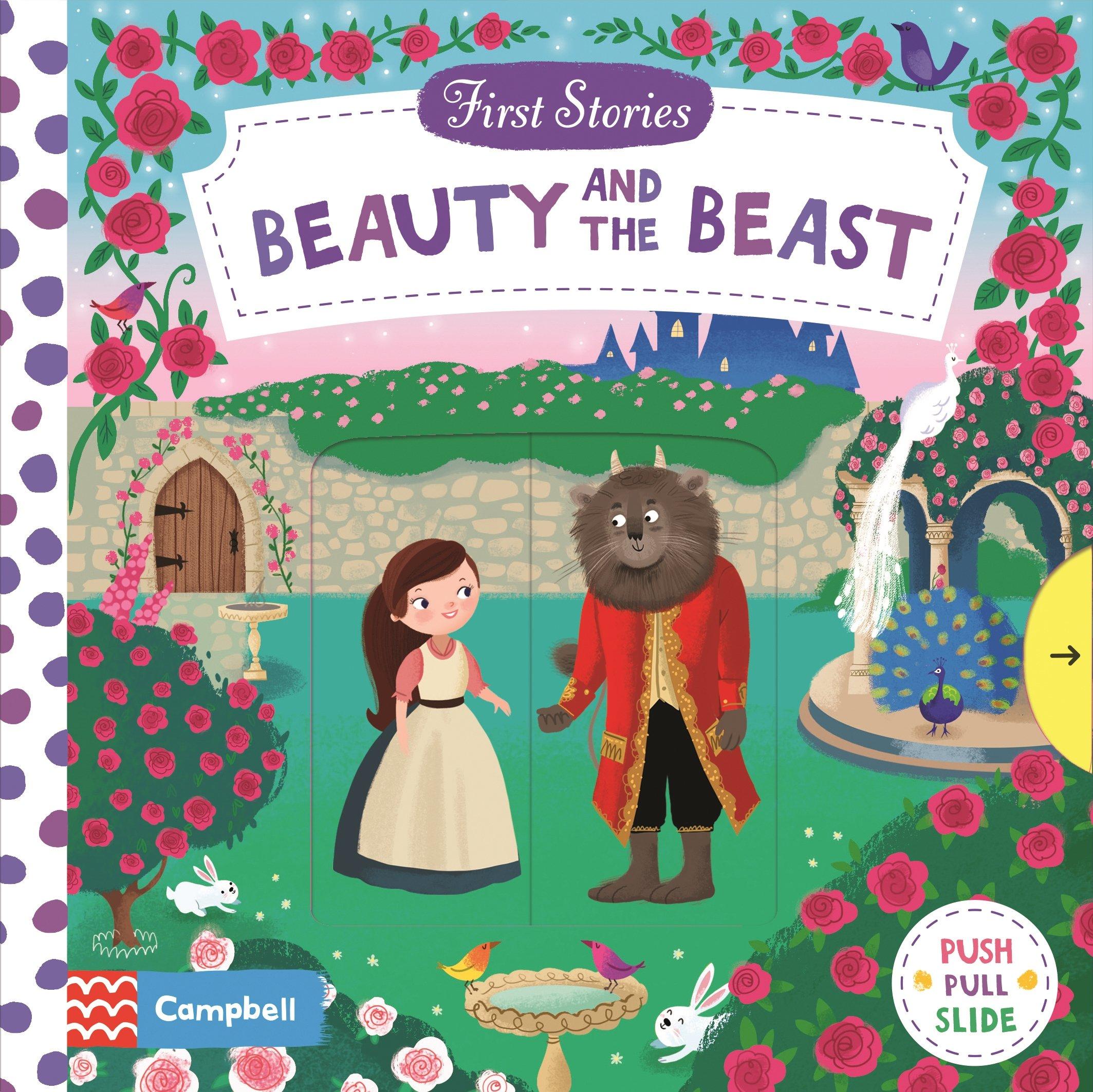 First Stories: Beauty and the Beast beauty and the beast teacher s book книга для учителя