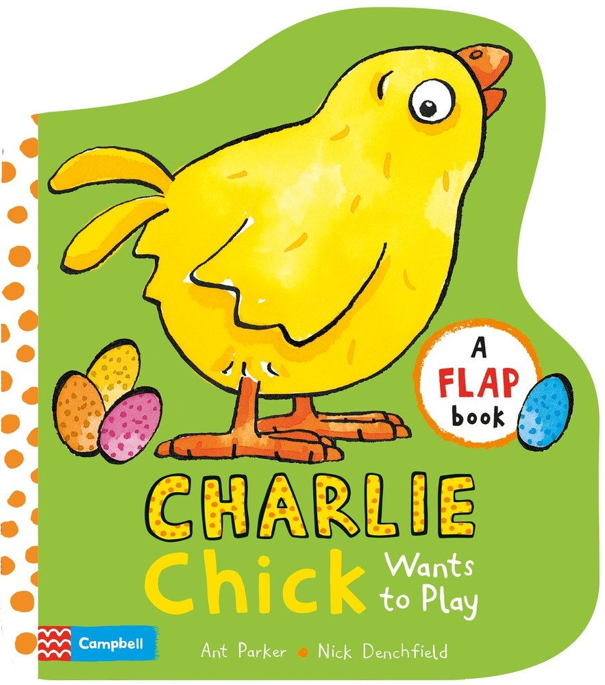 Charlie Chick Wants to Play charlie chick learns to fly