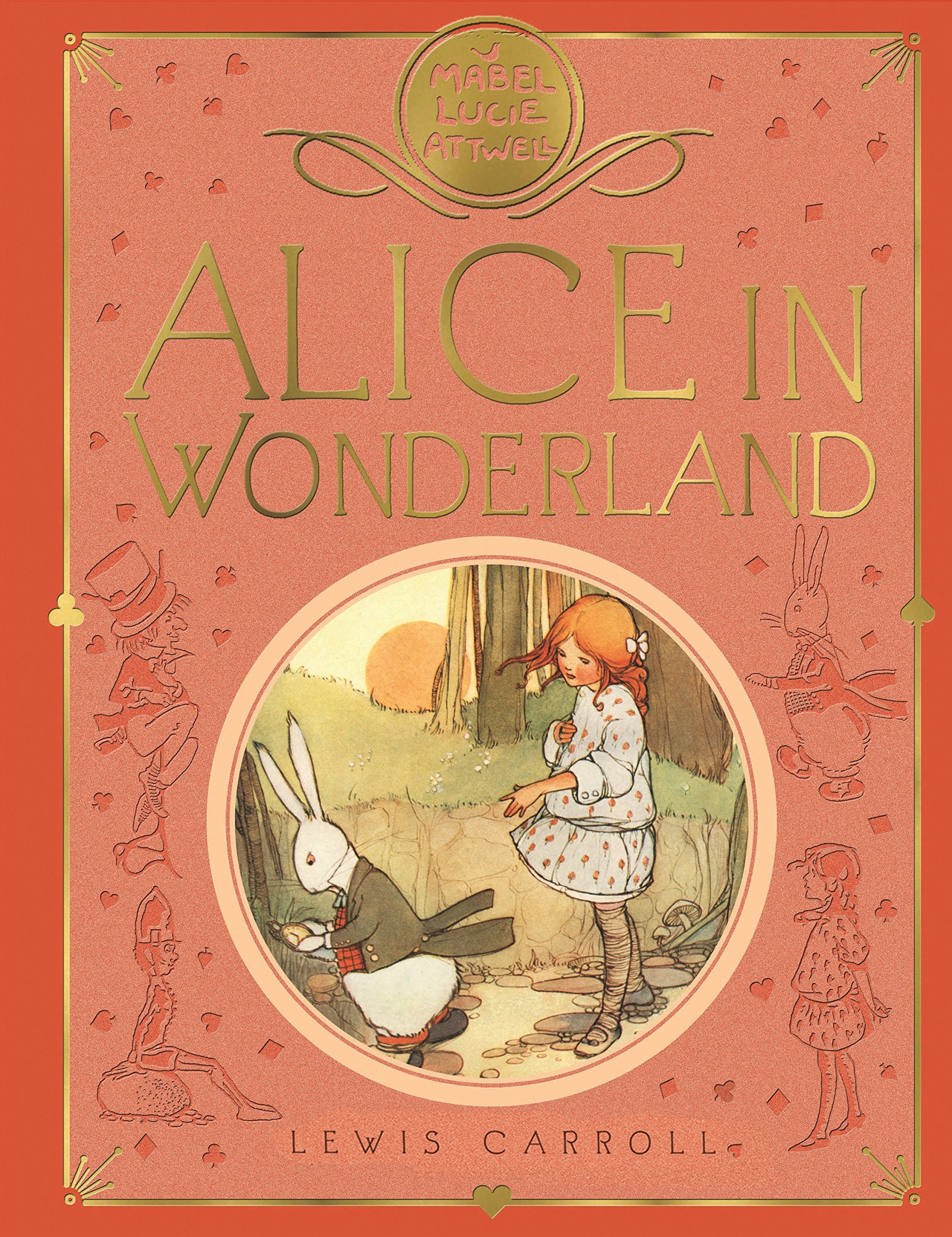 Mabel Lucie Attwell's Alice in Wonderland brilliant лампа напольная lucie