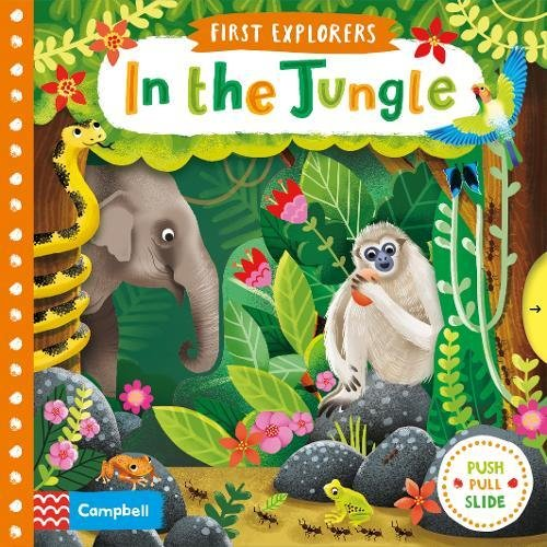 First Explorer: In the Jungle
