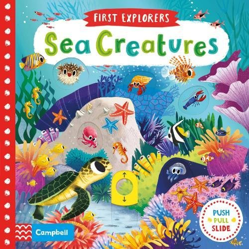 First Explorer: Sea Creatures лампа подсветки багажника the flame in the dark ford explorer