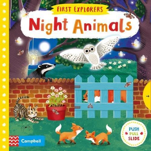 First Explorer: Night Animals my first animals