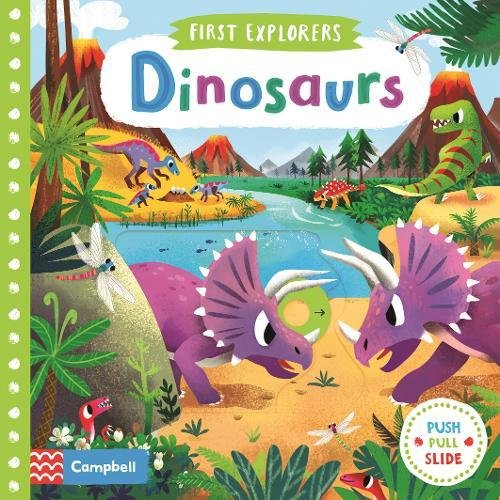 First Explorer: Dinosaurs