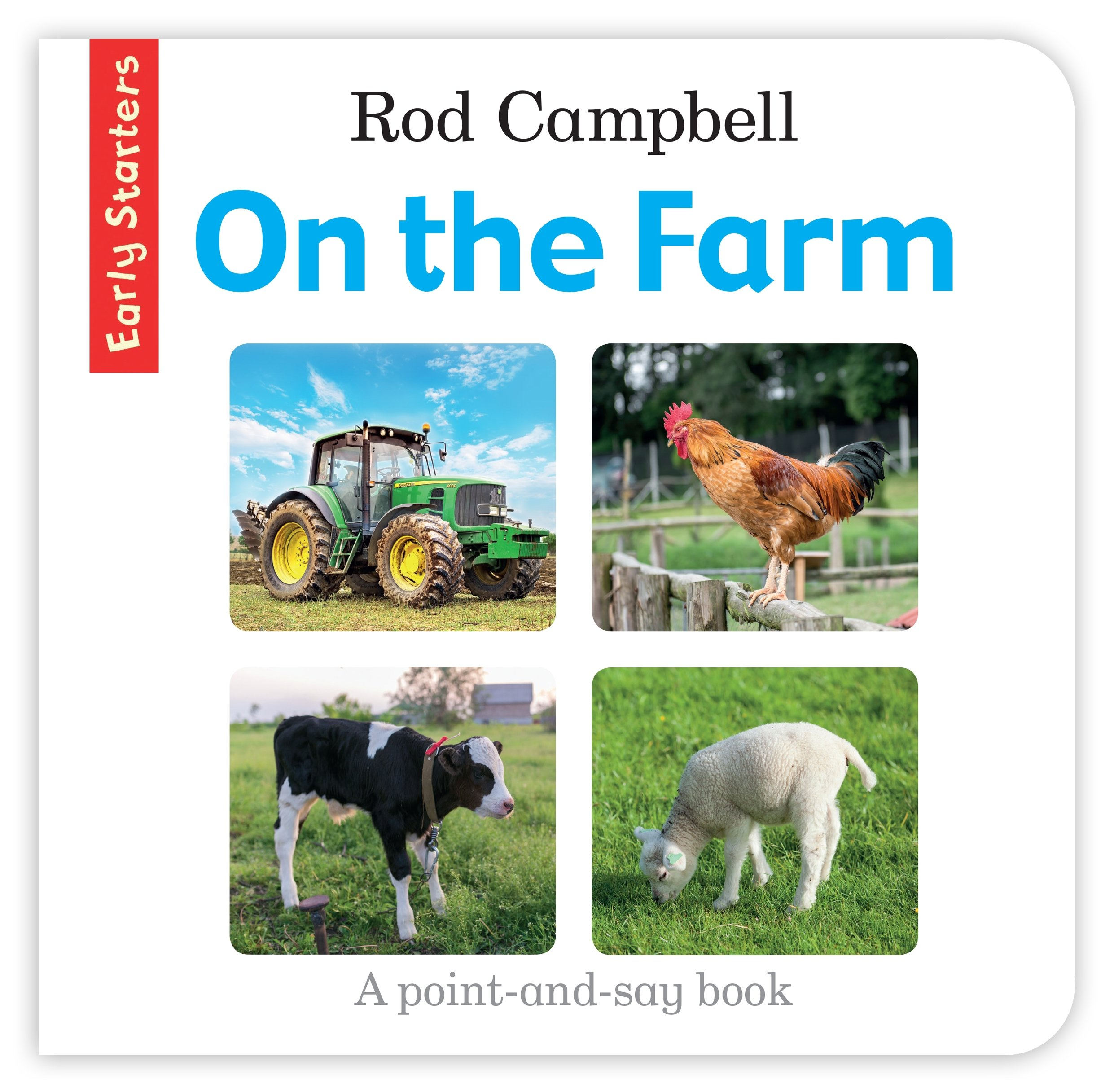 Early Starters: On the Farm rod campbell early starters 123
