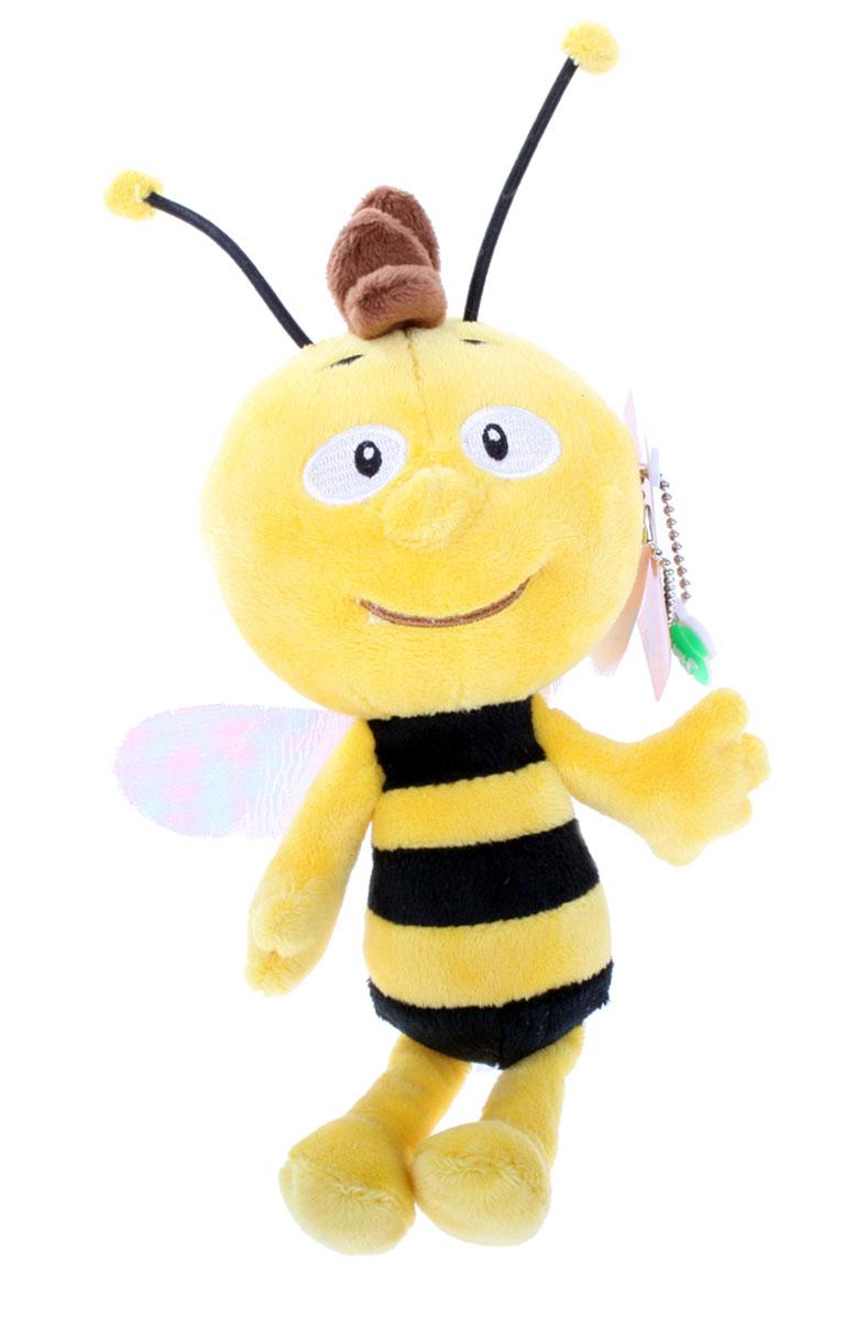 Пчелка Майя Мягкая озвученная игрушка Вилли 20 см
