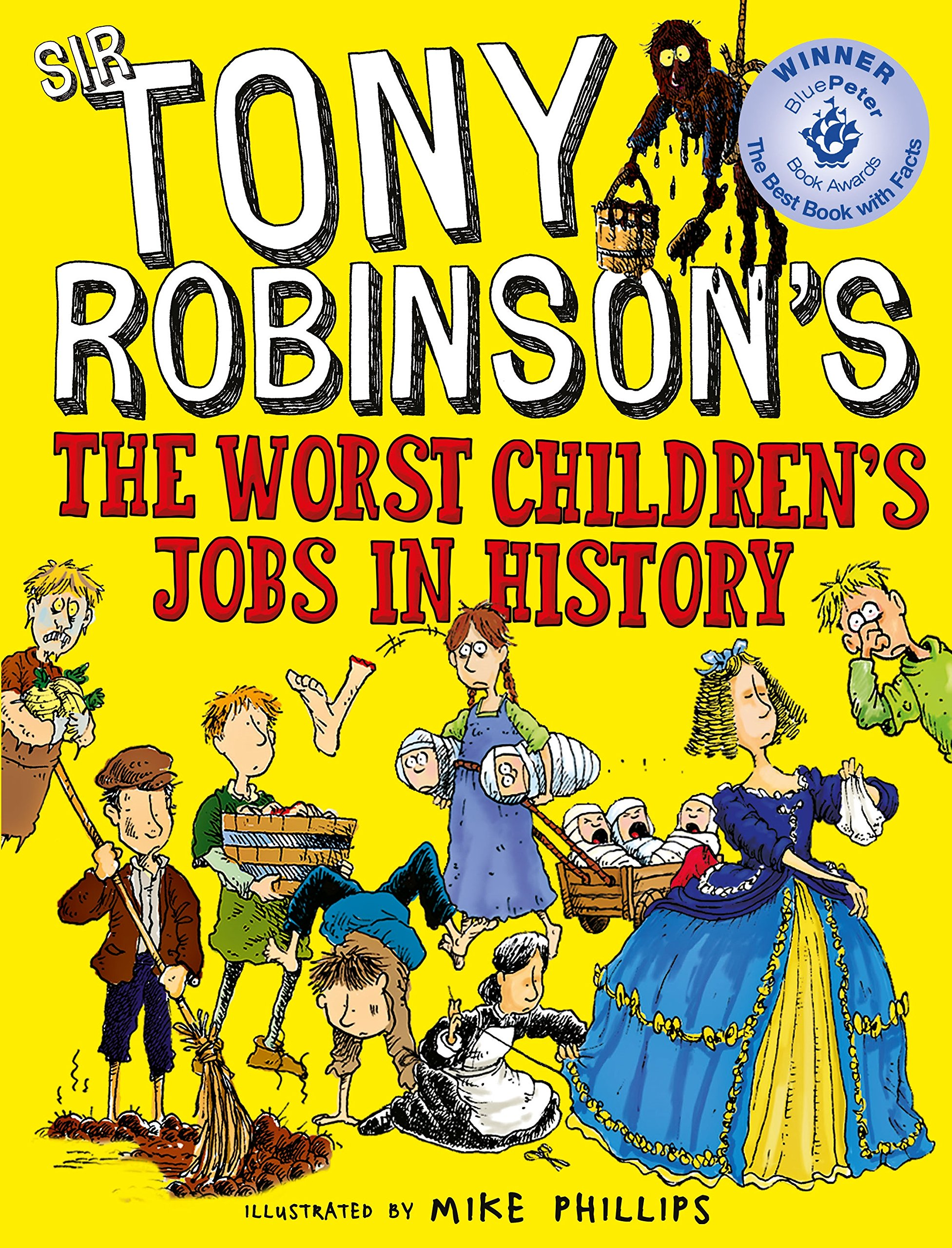 The Worst Children's Jobs in History about you кардиган