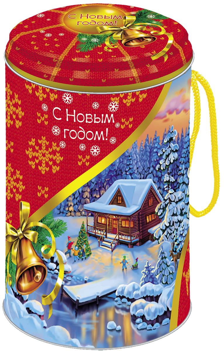 Teabreeze С Новым Годом чай черный байховый с чабрецом, 100 г чай шар подарочный с новым годом и рождеством 60гр купаж черн и зел цейло