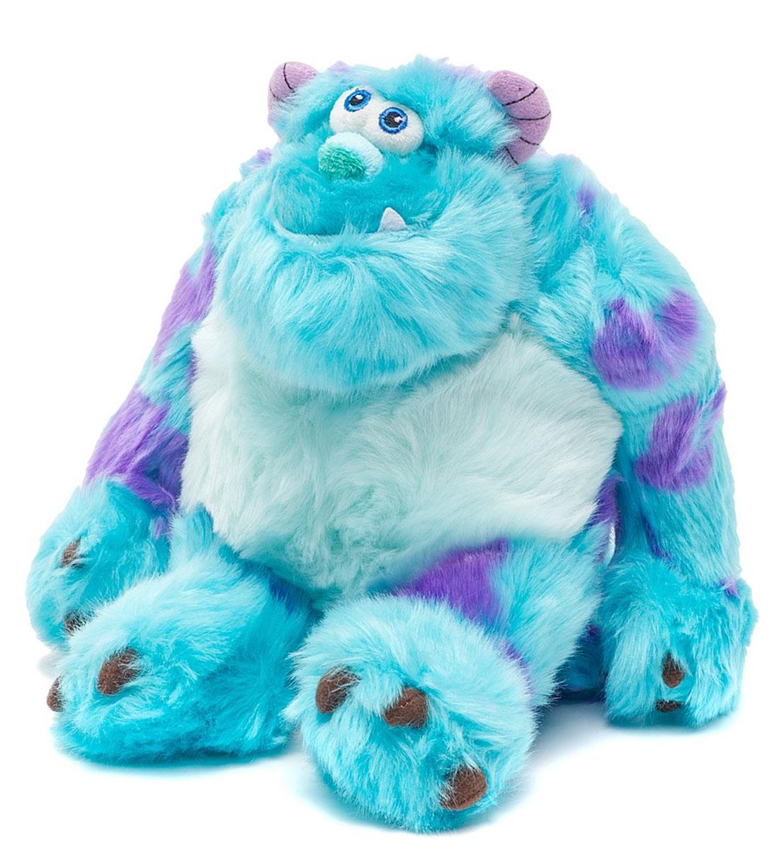 Disney Мягкая озвученная игрушка Монстр Салли 20 см игрушка arctic force sling shot монстр sb38287