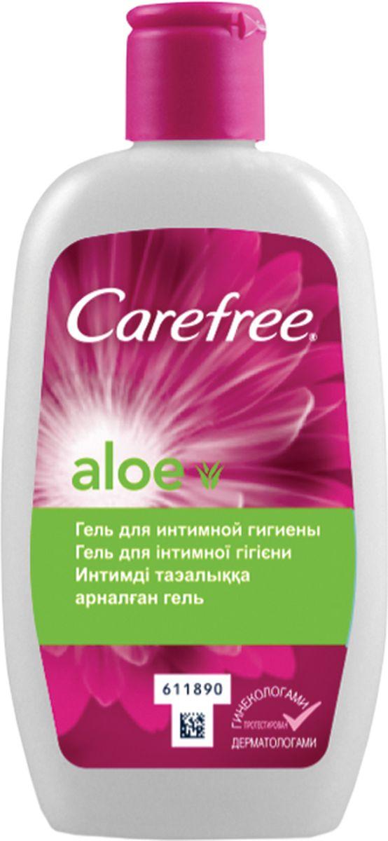 Carefree Гель для интимной гигиены Aloe, 200 мл46699Откройте секрет ежедневной свежести с гелем для интимной гигиены Carefree для деликатного ухода за кожей интимной зоны. Он разработан специально для ухода за чувствительной интимной зоной и поддерживает естественный уровень pH. Его мягкая, не содержащая мыла формула подходит для ежедневного применения. Протестирован дерматологами и гинекологами. Товар сертифицирован.