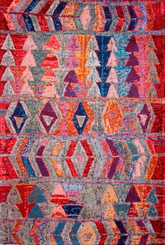 Ковер Oriental Weavers Санлайт, 75 х 120 см. 2241422414Яркий ковер Oriental Weavers Санлайт выполнен из текстиля, полиэстера, полипропилена и латекса. Изделие долго прослужит в вашем доме, добавляя тепло и уют, а также внесет неповторимый колорит в интерьер любой комнаты.Такой коврик отлично подойдет к вашему интерьеру.
