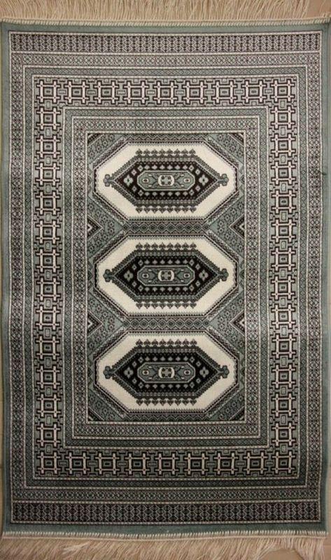 """Легкий, прочный и долговечный ковер """"Atex"""", изготовленный из вискозы, с традиционным персидским дизайном можно использовать не только для пола, но и в качестве накидки на диваны и кресла.   Изделие долго прослужит в вашем доме, добавляя тепло и уют, а также внесет неповторимый колорит в интерьер любой комнаты."""