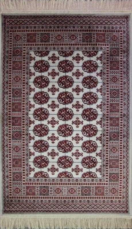 Ковер Atex, 100 х 140 см. 2261322613Легкие, прочные и долговечные ковры из вискозы с традиционными персидскими дизайнами можно использовать не только для пола, но и в качестве накидок на диваны и кресла.