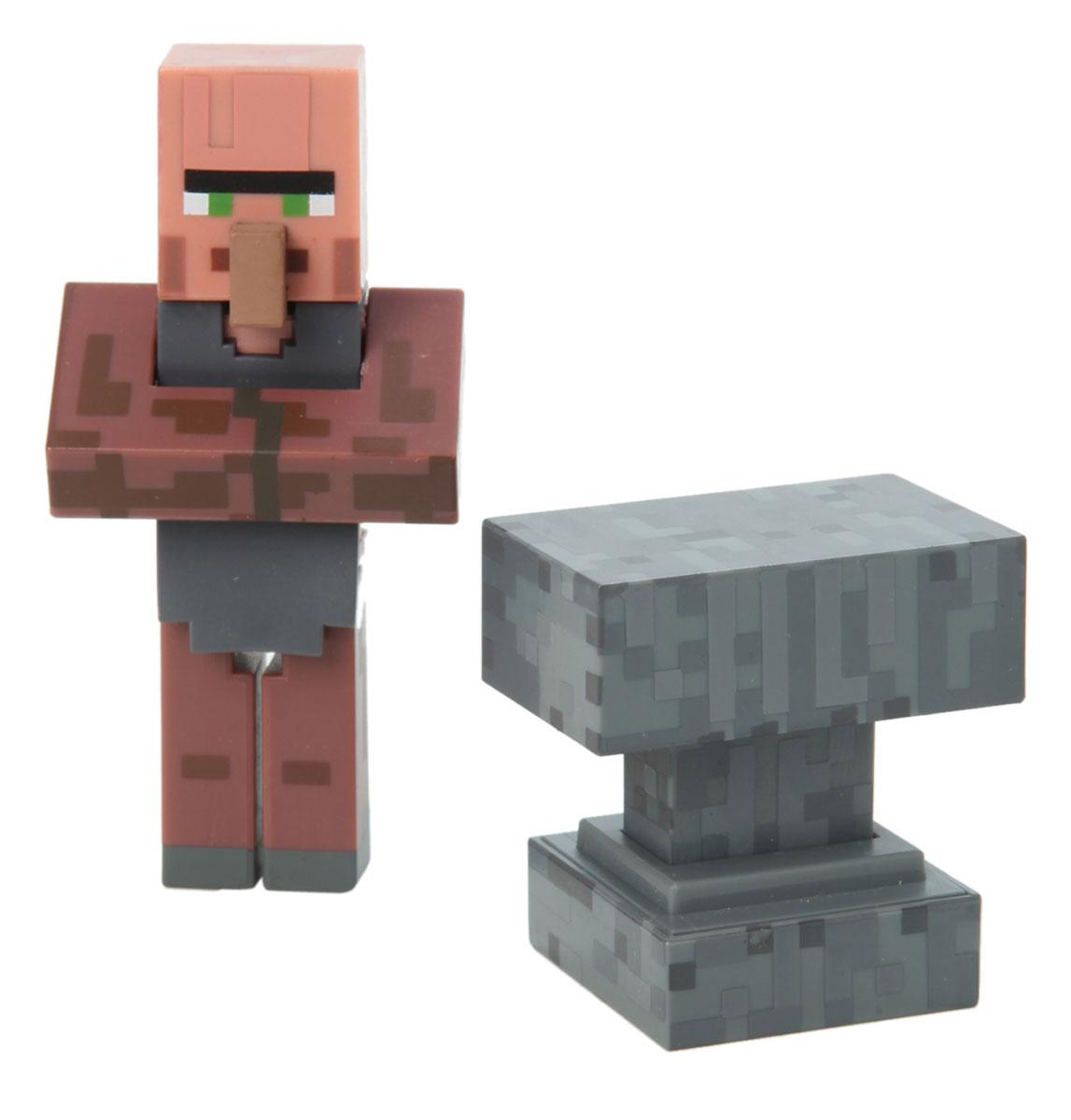 Minecraft Фигурка Кузнец minecraft мини фигурка
