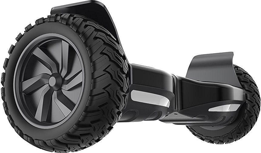 Гироскутер Mekotron  Raptor 8 , цвет: черный - Электротранспорт