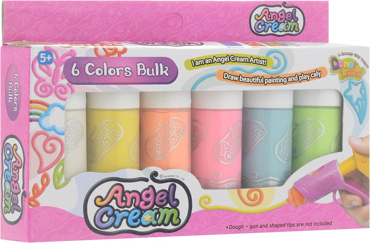 Angel Cream Набор для декорирования 6 цветов