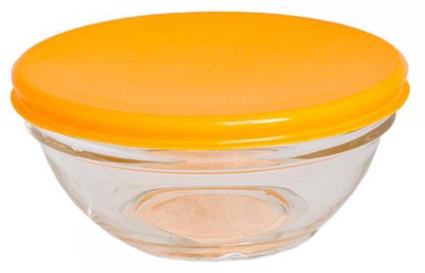 Салатник Luminarc ЭМПИЛАБЛЬ (Удобное хранение), с крышкой, диаметр 12 смL7984Бренд Luminarc – это один из лидеров мирового рынка по производству посуды и товаров для дома. В основе процесса изготовления лежит высококачественное сырье, а также строгий контроль качества. Товары для дома Luminarc уважают и ценят во всем мире, а многие эксперты считают данного производителя эталоном совершенства.