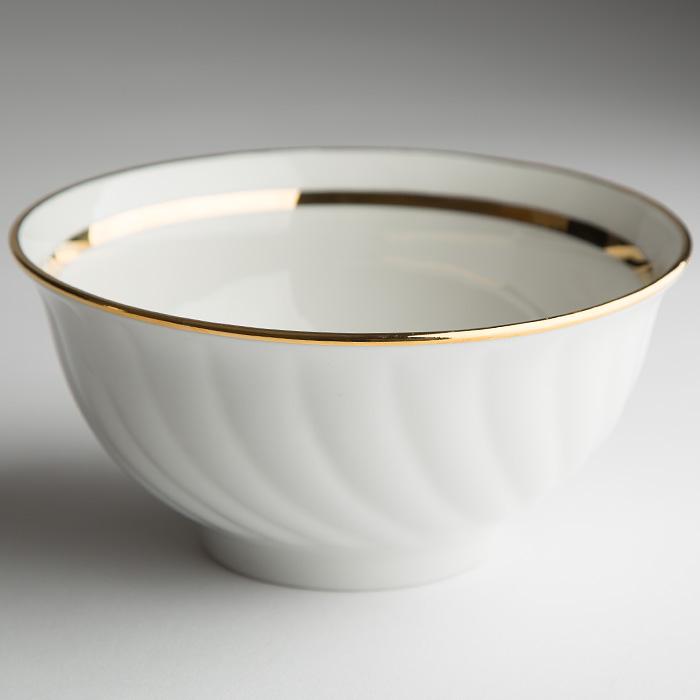 Салатник Дулевский Фарфор Монреаль, 1,4 л020752Салатник Дулевский Фарфор выполнен из высококачественного фарфора, покрытого глазурью. Такой салатник отлично подойдет для подачи салатов, закусок, нарезок. Он красиво дополнит сервировку стола и станет полезным приобретением для кухни.