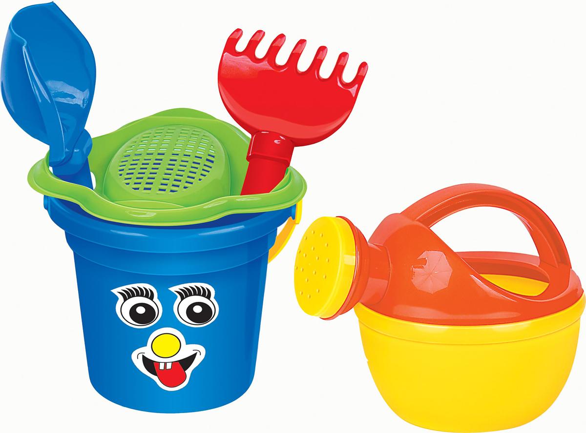 Полесье Набор игрушек для песочницы №227