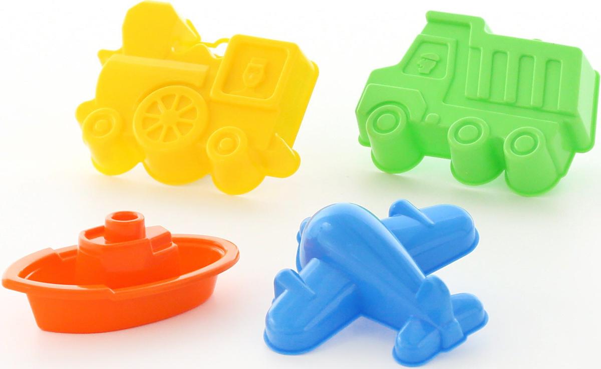 Полесье Набор игрушек для песочницы №258
