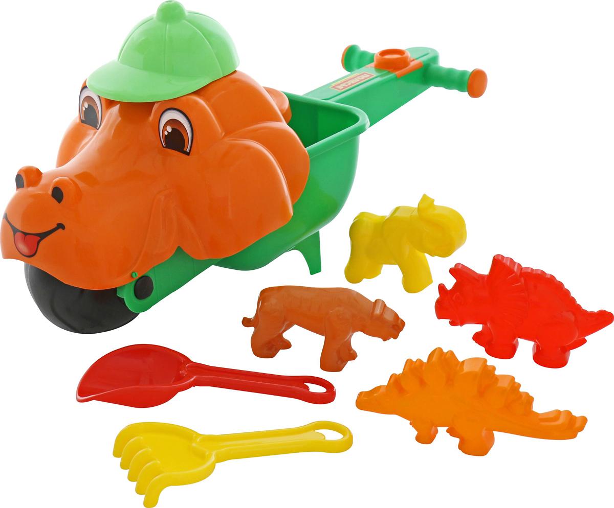 Полесье Набор игрушек для песочницы №342