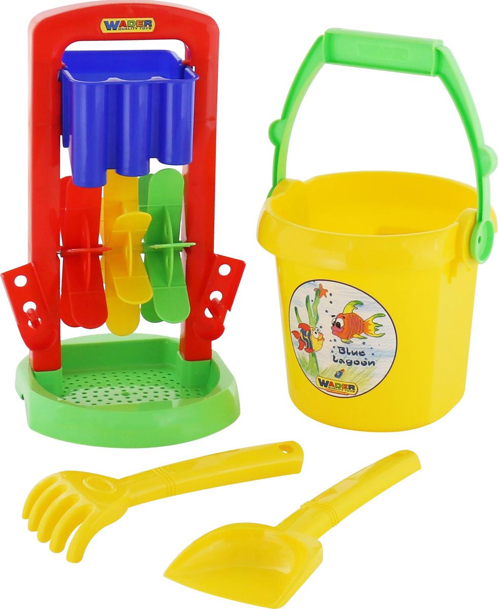 Полесье Набор игрушек для песочницы №391 полесье набор для песочницы 391
